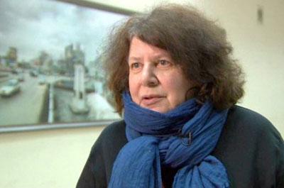 Режиссёр Марина Разбежкина – участница «Артдокфеста», гость техасского фестиваля в 2010 г.