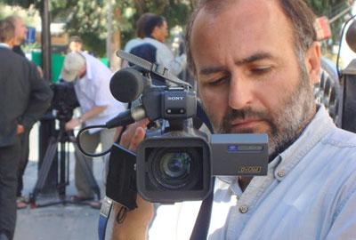 Режиссёр Валерий Балаян – участник «Артдокфеста», гость техасского фестиваля в 2010 г.