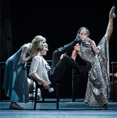 Норвежский национальный балет. «Призраки Ибсена. Photo Erik Berg
