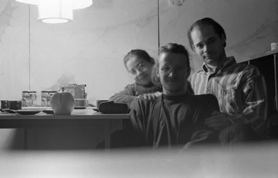 1)МАРХИ, в студии Профессора В.О.Кулиша. Аннабелла Торрес, Максим Колосков, Константин Нежурин