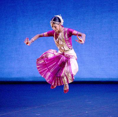 Shantala Shivalingappa. Фото Rodrigo Cesar