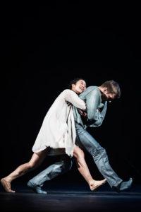 Матс Эк: «Джулия и Ромео». Фото Royal Swedish Ballet